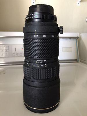 Nikon Tokina 80-200 f2.8 Zoom Lens F-Mount for Sale in Hesperia, CA