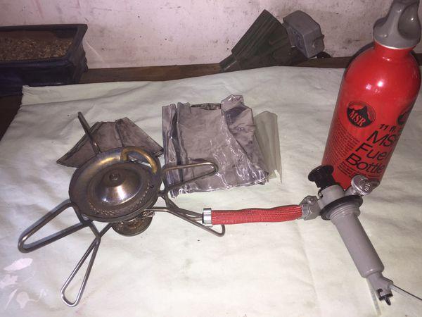 Hiking stove