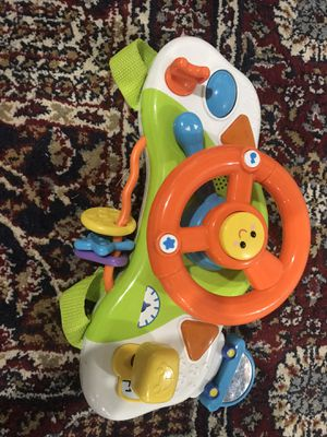 Kids car seat toy for Sale in Novi, MI