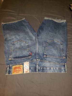 Brand New short jeans Levi 511 sz 36 for Sale in Alexandria, VA