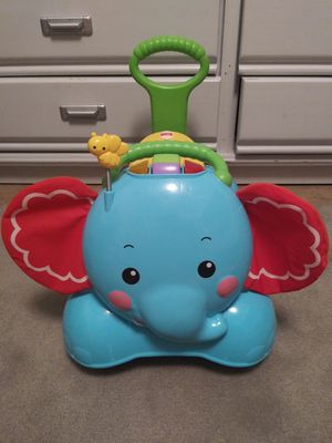 Fisher-Price 3-1 Bounce, Stride And Ride for Sale in Phoenix, AZ