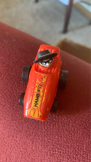 Vintage 1984 McDonalds Hamburglar Toy By ERTL for Sale in Grandville, MI