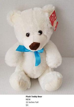 Plush Teddy Bear NEW for Sale in Boca Raton, FL