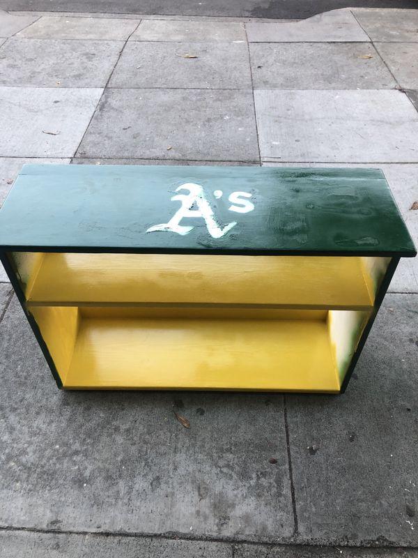 Oakland A's Bookshelf