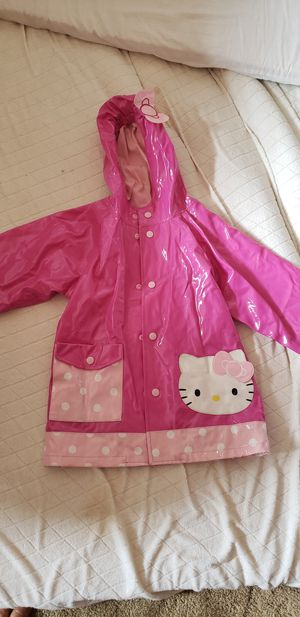 Impermeable rosa kitty for Sale in Lawndale, CA