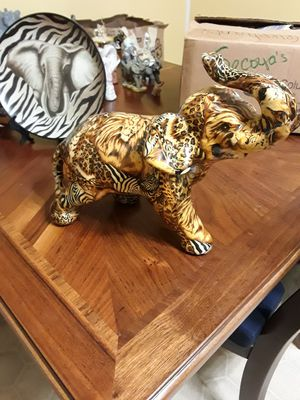 Elephant collection for Sale in Alpena, MI