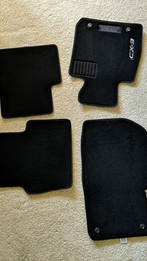 OEM Mazda CX-3 floor mats for Sale in Seattle, WA