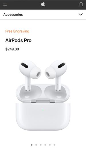 AirPods Pro for Sale in Windsor Mill, MD