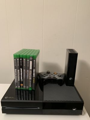 Xbox one for Sale in Norfolk, VA
