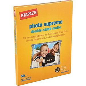 Staples HP photo Paper for sale - Brand New for Sale in New York, NY