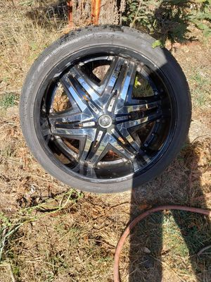 "24"" rims for Sale in Gilroy, CA"