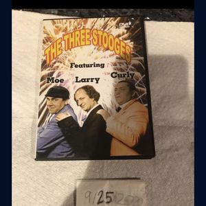 The Three Stooges DVD for Sale in Fort Lauderdale, FL