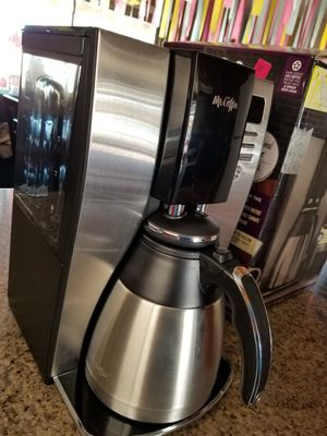 Mr. Coffee Optimal Brew 10 cup Thermal Coffeemaker System for Sale in Las Vegas, NV