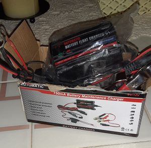 Battery Float Charger for Sale in Houston, TX