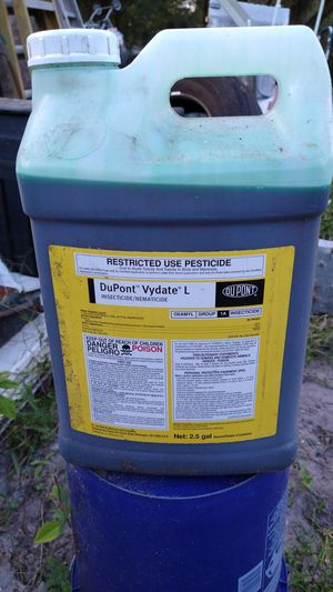 DUPONT. VYDATE L. INSECTICIDE for Sale in Plant City, FL
