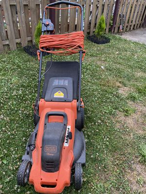 Electric lawn mower for Sale in Rahway, NJ