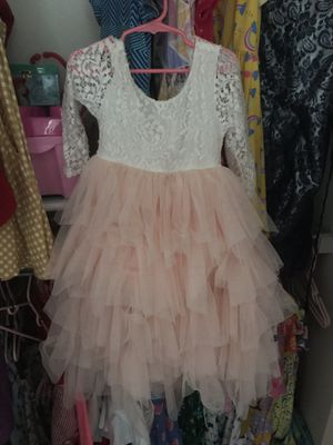Girls flower girl dress for Sale in Eagle Mountain, UT