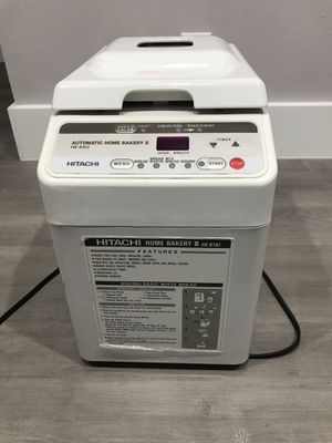 Hitachi bread maker for Sale in Margate, FL