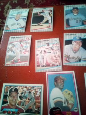 Baseball cards for Sale in Ansonia, CT