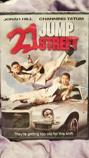 21 Jump Street Dvd for Sale in Itasca, IL