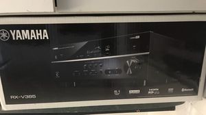 Yamaha Stereo Receiver Bluetooth for Sale in Aurora, CO