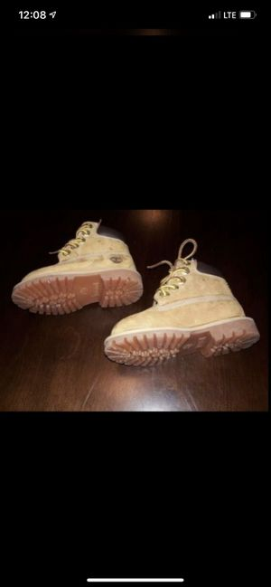 Toddler Timberland Boots for Sale in Gresham, OR