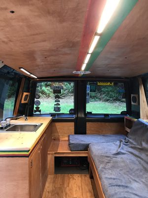 2003 Converted vanlife Chevy Astrovan camper for Sale in Tacoma, WA
