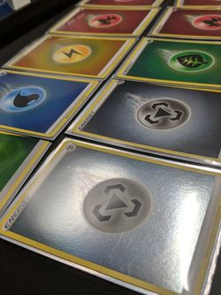 Holo Energy Cards Pokemon for Sale in Rocklin,  CA