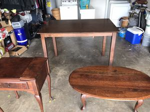 Cherry woods antique furnitures for Sale in Farmers Branch, TX