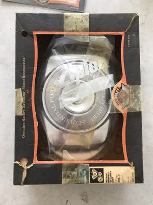 Harley Davidson Heritage Softail air cleaner cover for Sale in Jacksonville, FL