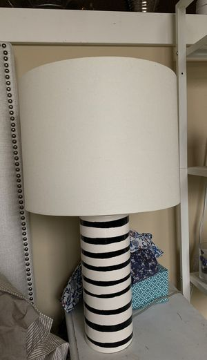 Kate Spade lamp for Sale in Edmonds, WA