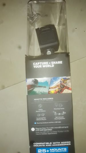 GoPro hero 4 session for Sale in Hollywood, FL