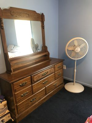 Mission Style Dresser Set for Sale in Manassas, VA