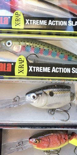 6 Zrapala Fishing Lures for Sale in Fresno,  CA