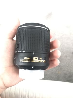 Nikon 55-200mm Lense for Sale in Palm Harbor, FL