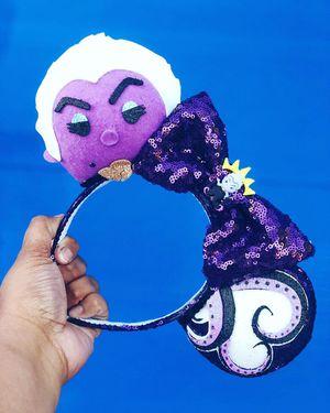 Disney Ursula Mouse Ears for Sale in Chula Vista, CA