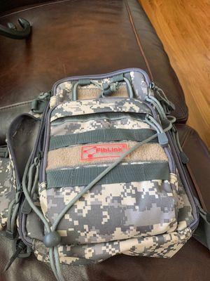 Fiblink camo fishing backpack for Sale in McLean, VA