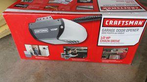 Garage door opener hardware only for Sale in Northfield, OH