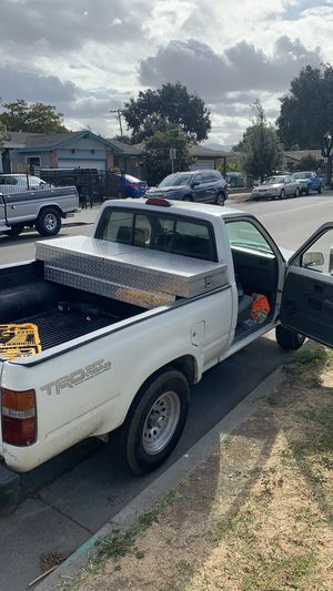 Toyota pick up short bed for Sale in San Jose, CA