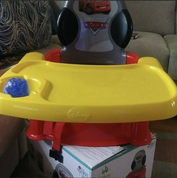 The First Year's Disney Pixar Cars Booster Seat