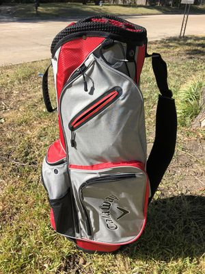 Callaway Cart Bag (new) for Sale in Fort Worth, TX
