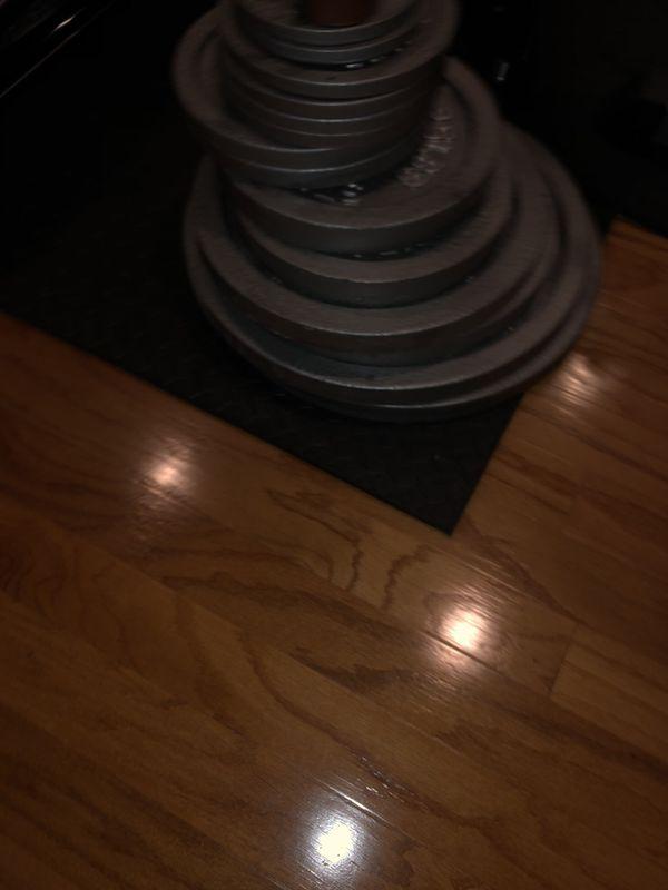 Full Weight Set