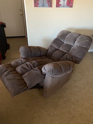 Lazy Boy Recliners Brown Microfiber 2 for Sale in Riverside, CA