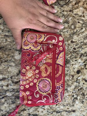 Vera Bradley wallet and ID change purse for Sale in Tolleson, AZ
