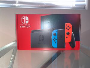 BRAND NEW NINTENDO SWITCH for Sale in Tujunga, CA