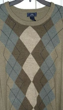 Men's Dockers Argyle Sweater Size XXL for Sale in Prattville,  AL