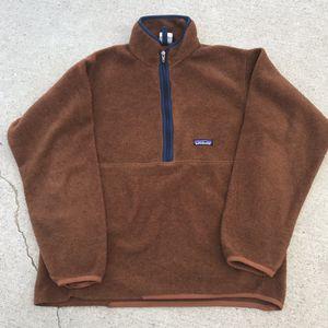 Patagonia Synchilla Orange Sweater for Sale in Manhattan Beach, CA