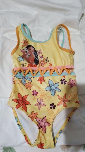 Moana little girl Swim suit Size3t for Sale in Torrance, CA
