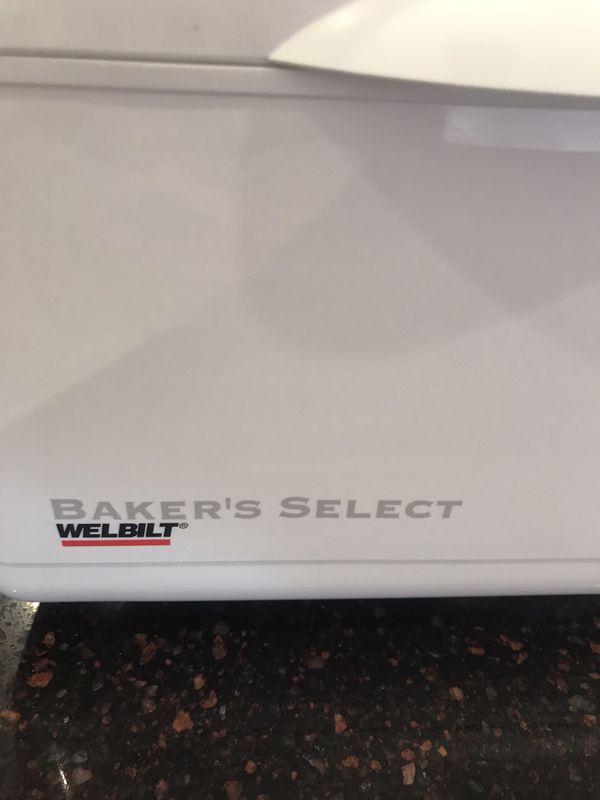 Welbuilt Baker's Select bread maker model ABM2H22.