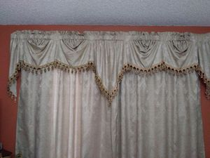 Gorgeous Sliding Glass Door Curtains for Sale in Cocoa, FL